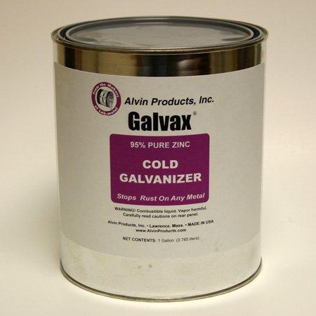 cold galvanizing paint