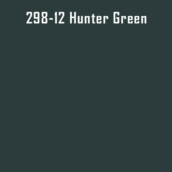 298-12 Hunter Green High Temperature Automotive Engine Paint